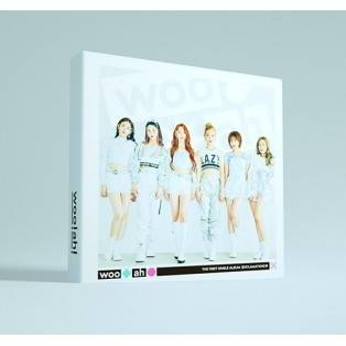 WOOAH! - 1st Single Album: EXCLAMATION CD