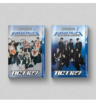 NCT 127 - 2nd Album Repackage Neo Zone: The Final Round CD