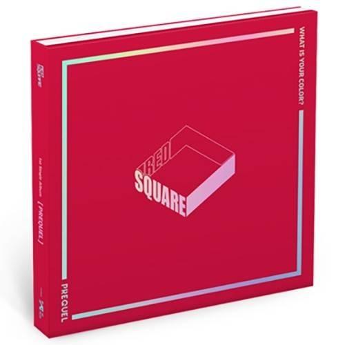REDSQUARE - 1st Single Album: Prequel CD