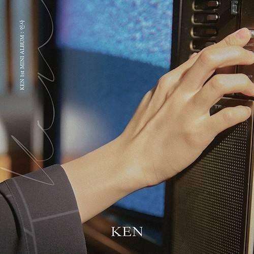 KEN (Vixx) - 1st Mini Album CD