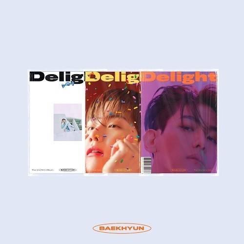 Baekhyun - 2nd Mini Album Delight