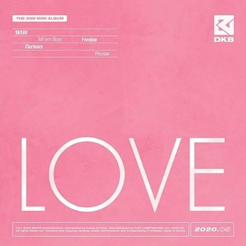 DKB - 2nd Mini Album LOVE