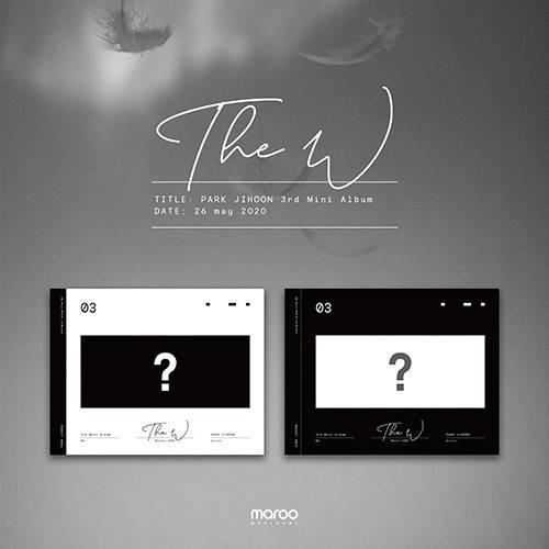 Park Jihoon - 3rd Mini Album The W (Noir Ver.)