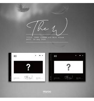 Park Jihoon - 3rd Mini Album The W (Blanc Ver.)