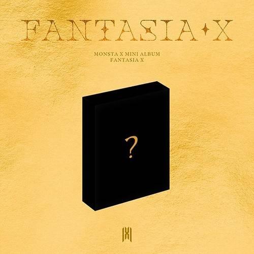MONSTA X - Mini Album FANTASIA X Kihno Album