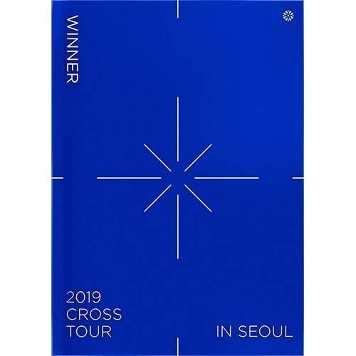 WINNER - 2019 Cross Tour in Seoul 2DVD+2LIVE CD