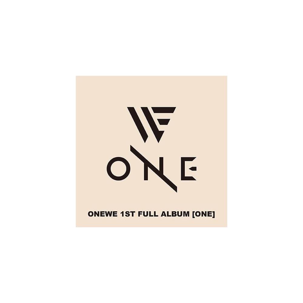 ONEWE - 1st Full Album One