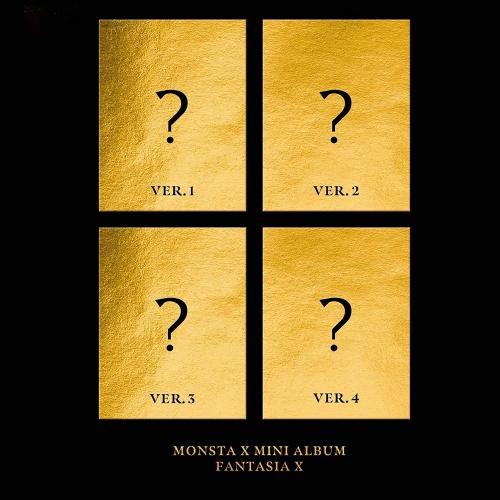 MONSTA X - Mini Album: Fantasia X CD