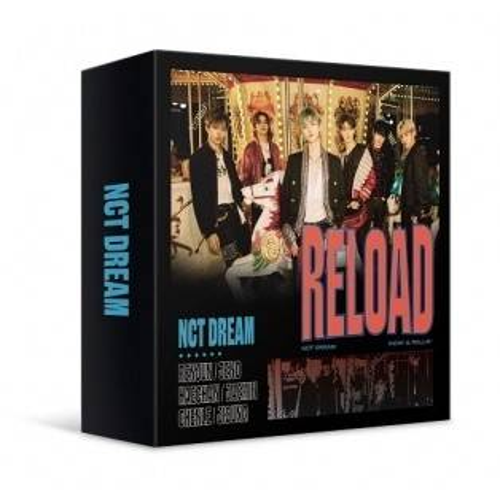 NCT DREAM - Reload Kit Album