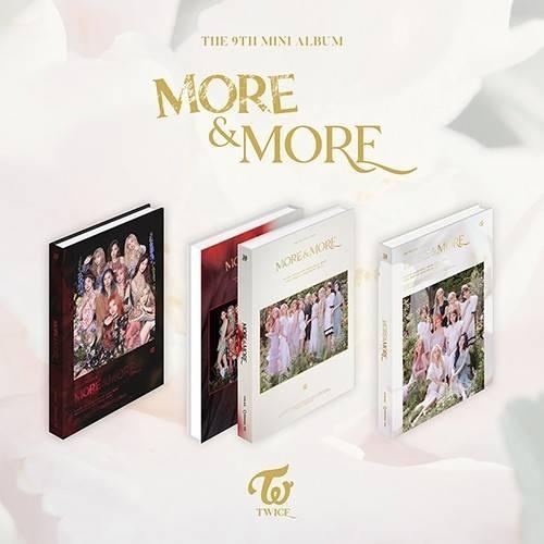 TWICE - 9th Mini Album More & More