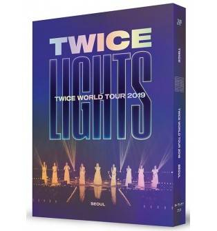 TWICE - World Tour 2019 'TWICELIGHTS' In Seoul Blu-ray