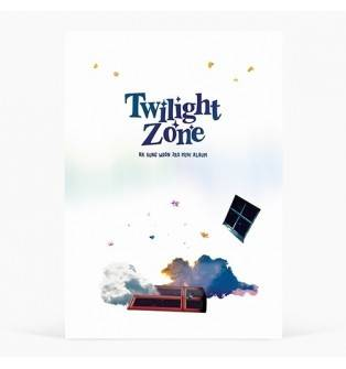 Ha Sung Woon - 3rd Mini Album Twilight Zone (White Ver.)