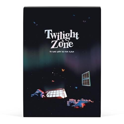 Ha Sung Woon - 3rd Mini Album Twilight Zone (Black Ver.)