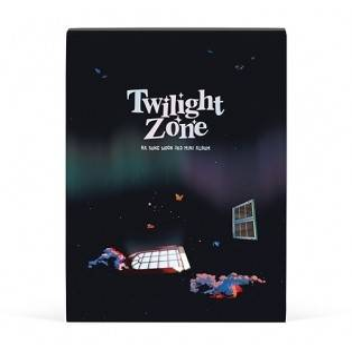 Ha Sung Woon - 3rd Mini Album: Twilight Zone CD (Black Version)