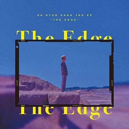 HA HYUN SANG - 2nd EP: The Edge CD
