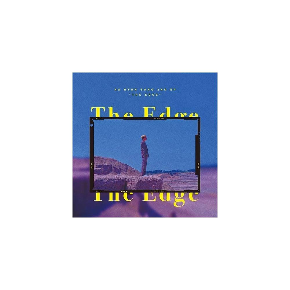 HA HYUN SANG - 2nd EP The Edge