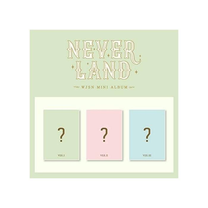 WJSN (Cosmic Girls) - 8th Mini Album Neverland