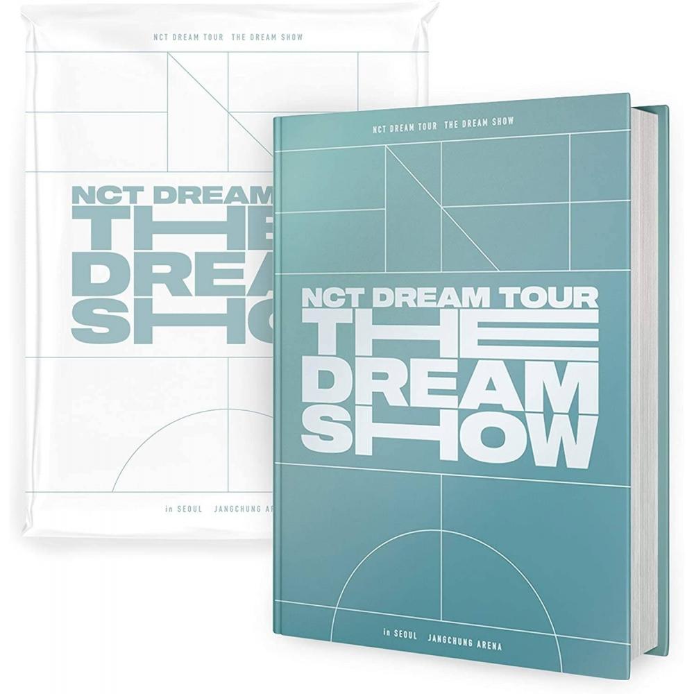 """NCT Dream - TOUR ,THE DREAM SHOW,"""" 2CD+Photobook"""""""