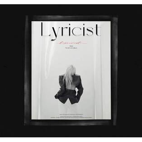 Heize - 6th Mini Album Lyricist