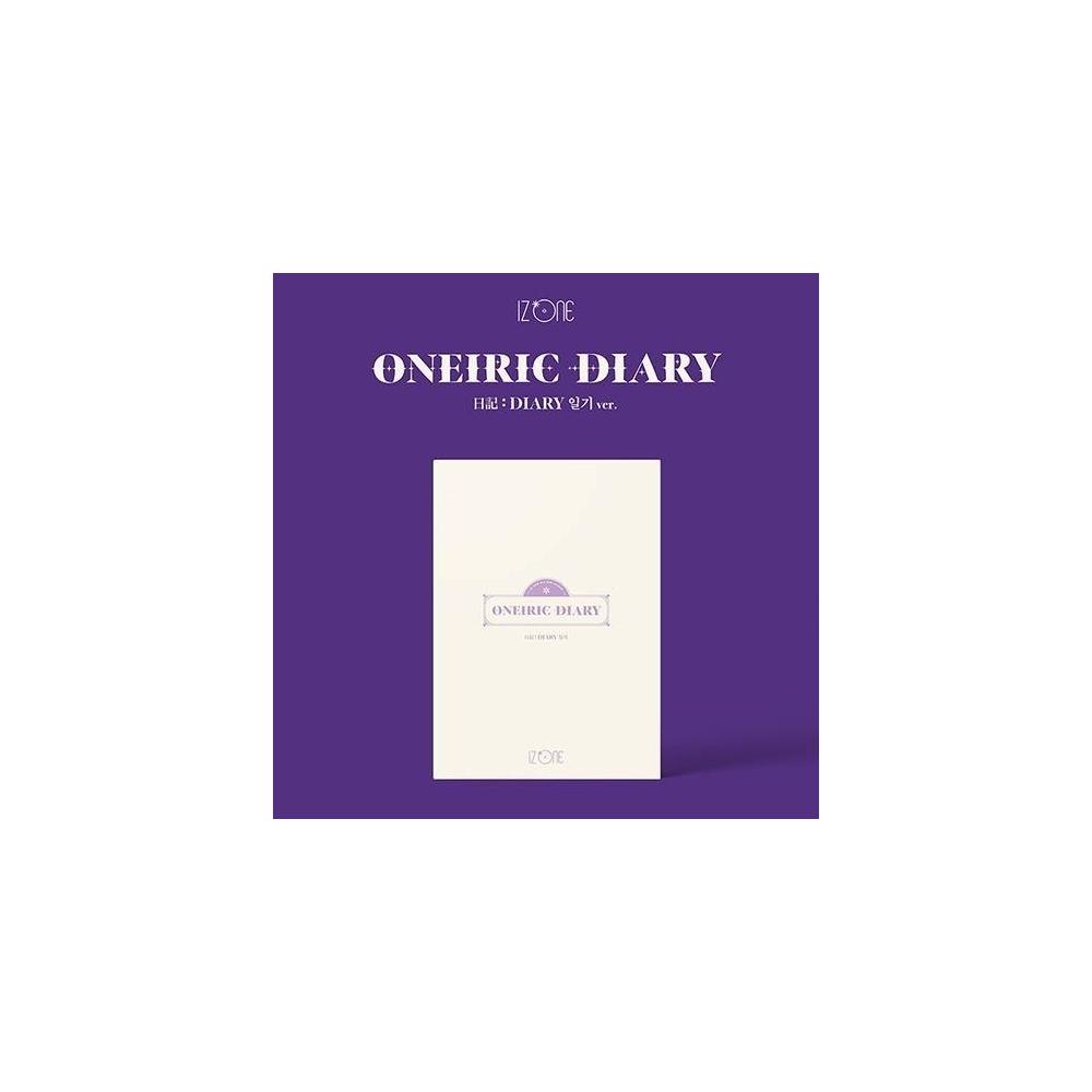 IZ*ONE - 3rd Mini Album Oneiric Diary (Diary Ver.)