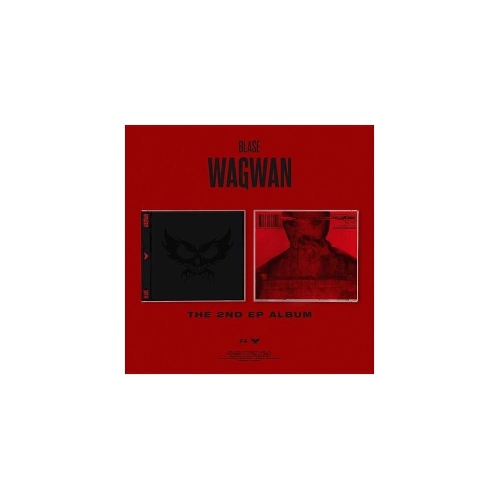 BLASE - 2nd EP Album WAGWAN