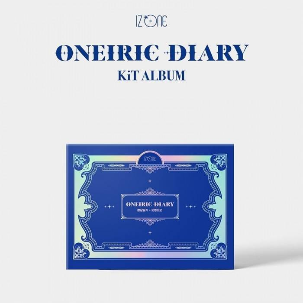 IZ*ONE - 3rd Mini Album Oneiric Diary Kit Album
