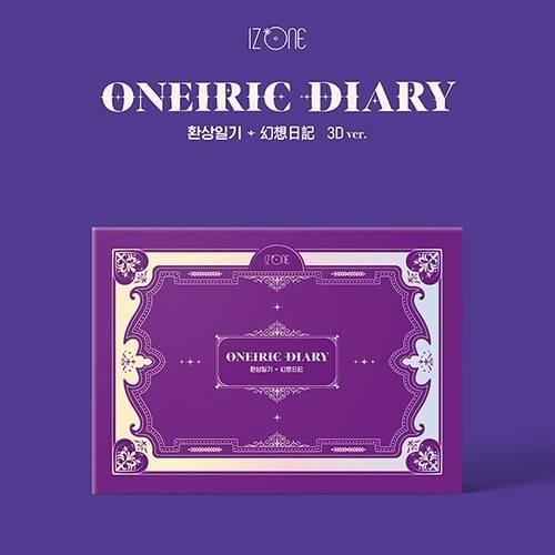 IZ*ONE - 3rd Mini Album Oneiric Diary (3D Ver.)