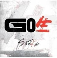 Stray Kids - 1st Album: GO生 CD (Normal Edition)
