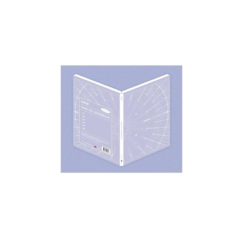 D1CE - 2nd Mini Album DRAW YOU REMEMBER ME