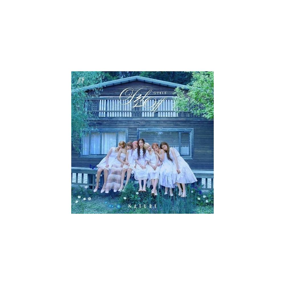 NATURE - 3rd Single Album Nature Word Code: M