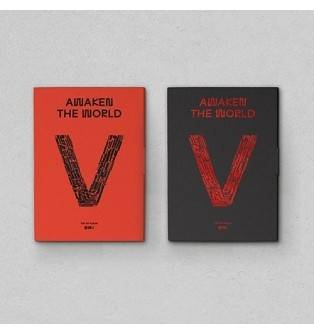 WayV - 1st Album: Awaken The World CD