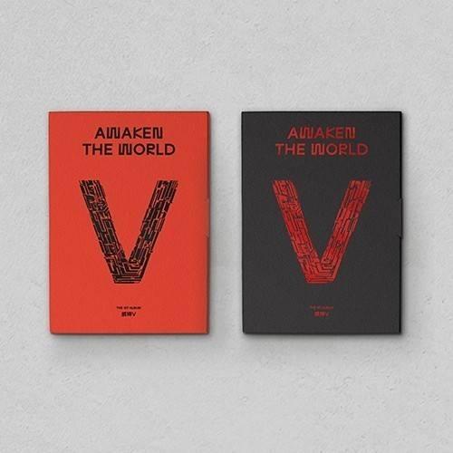 WayV - 1st Album Awaken The World