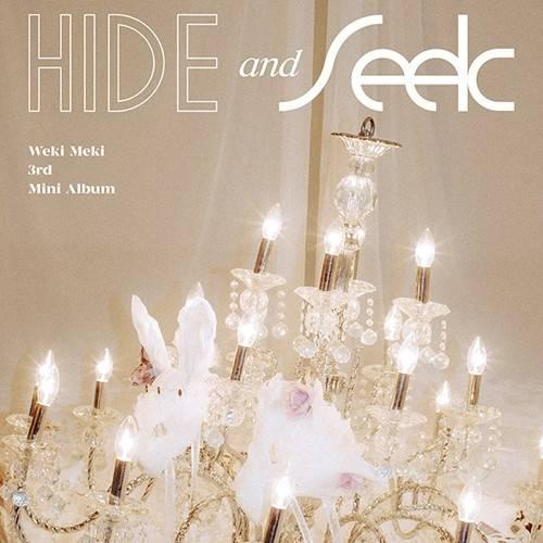 Weki Meki - HIDE and SEEK CD (SEEK Version)