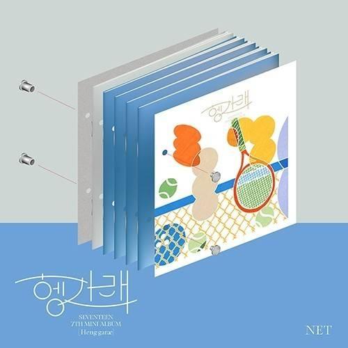 SEVENTEEN - 7th Album Heng:garae CD (Net Version)