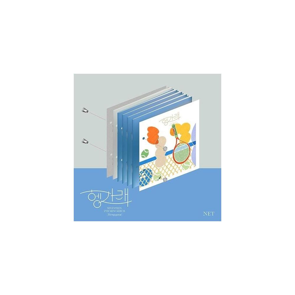 SEVENTEEN - 7th Album Heng:garae (Net Ver.)