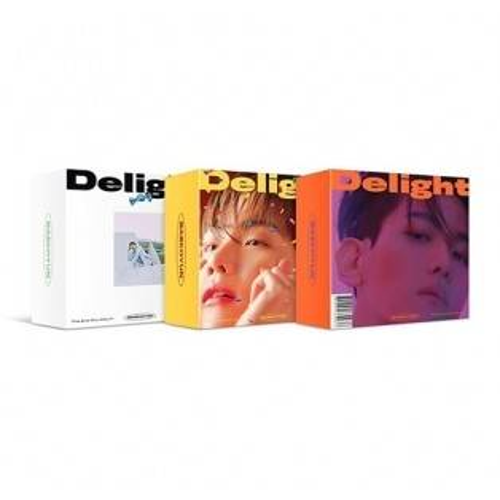 Baekhyun - 2nd Mini Album Delight Kit Album