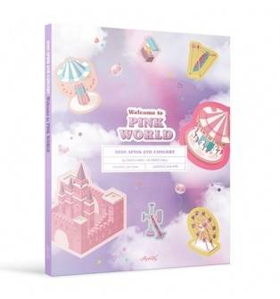 Apink - 2020 6th Concert Welcome to Pink World DVD