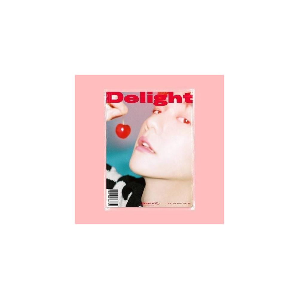Baekhyun - 2nd Mini Album Delight (Chemistry Ver.)