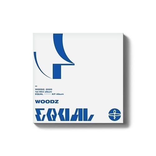 WOODZ - 1st Mini Album EQUAL Kit Album