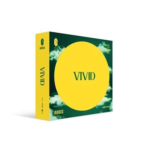 AB6IX - 2nd EP VIVID (I Ver.)