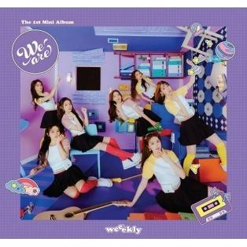 Weeekly - 1st Mini Album We Are