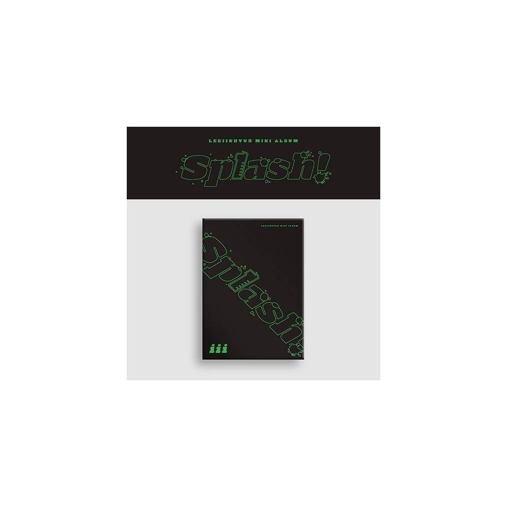 Lee Jin Hyuk - 1st Mini Album Splash! (iii Ver.)