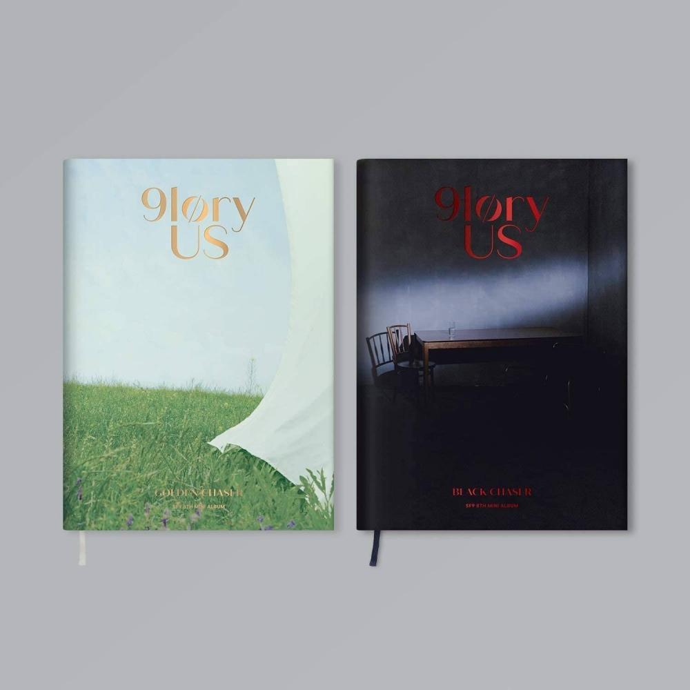 SF9 - 8th Mini Album 9loryUS