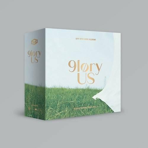 SF9 - 8th Mini Album 9loryUS Kit Album