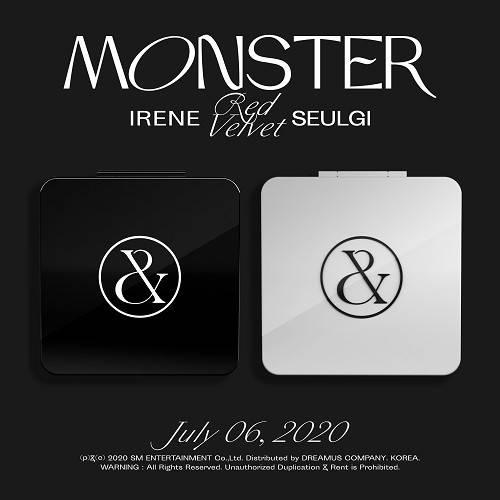 Red Velvet Irene & Seulgi - 1st Mini Album Monster