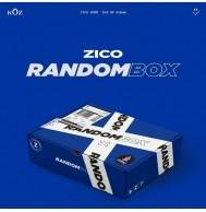 ZICO - 3rd Mini Album Random Box