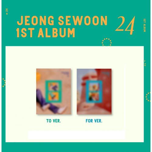 Jeong Sewoon - 1st Album 24 Part 1