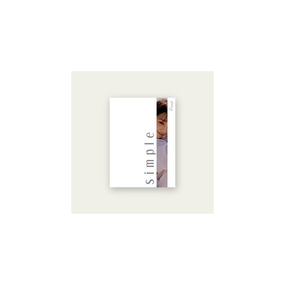 Jeong Eun Ji - 4th Mini Album Simple