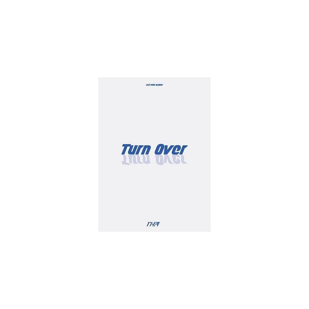 1THE9 - 3rd Mini Album Turn Over