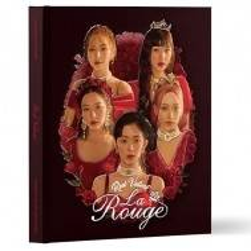 Red Velvet - 3rd Concert La Rouge Story Book